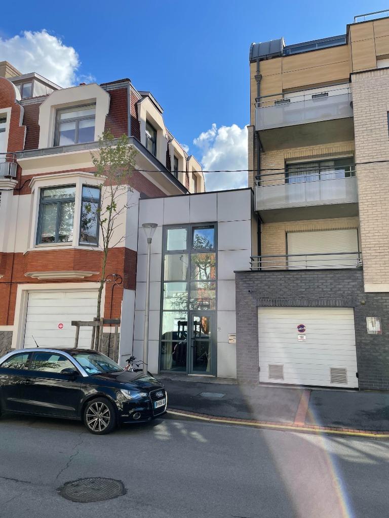 Vente appartement - Malo-les-Bains - Duplex avec patio de 20m²