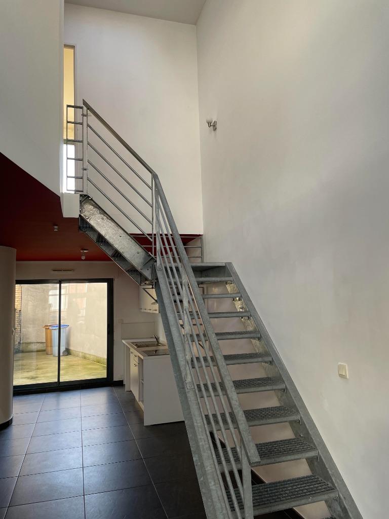 Malo-les-Bains - Duplex avec patio de 20m²