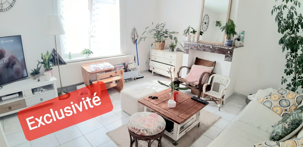 Vente maison 59136 Wavrin - Exclusivité BRIQUE ROUGE  WAVRIN belle 1930 t 5  et jardin