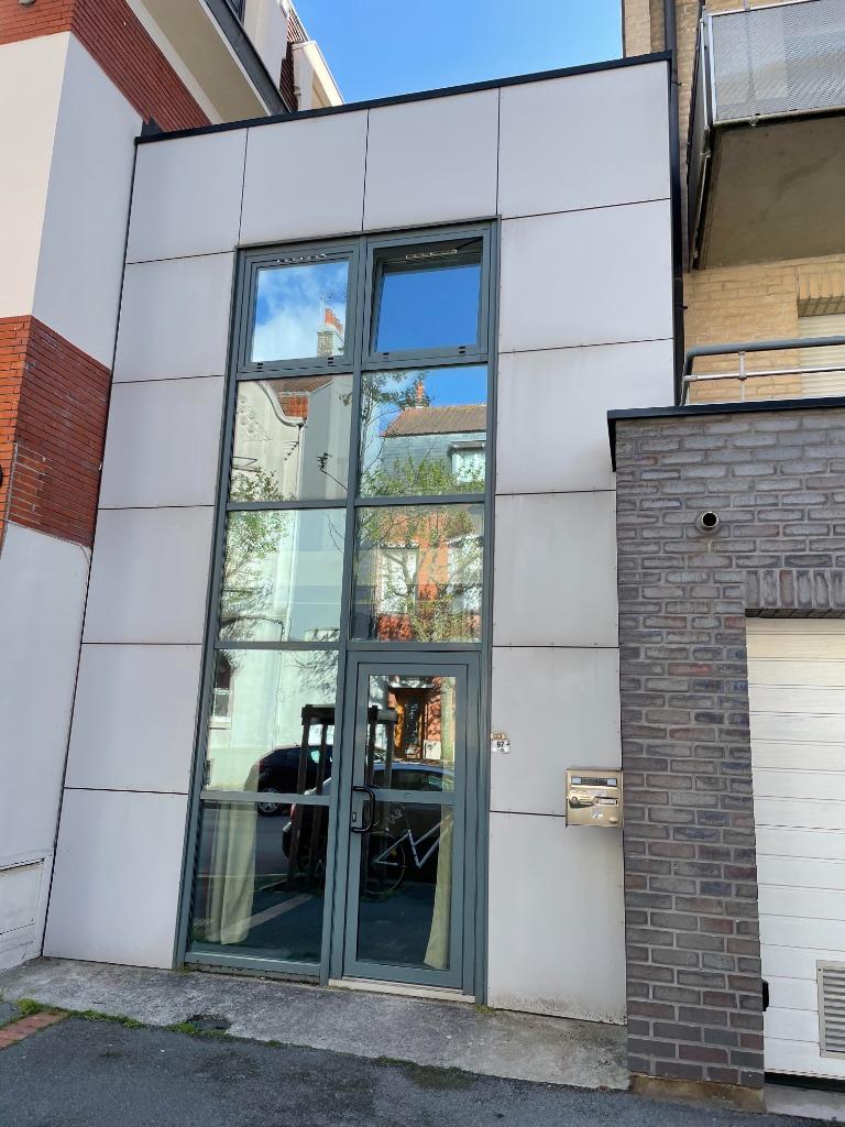 Vente maison - Malo-les-Bains - Maison avec patio de 20m²