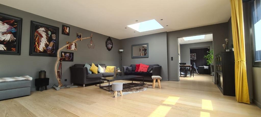 Vente maison - Au coeur du canon d'or belle maison de 180M² avec garage