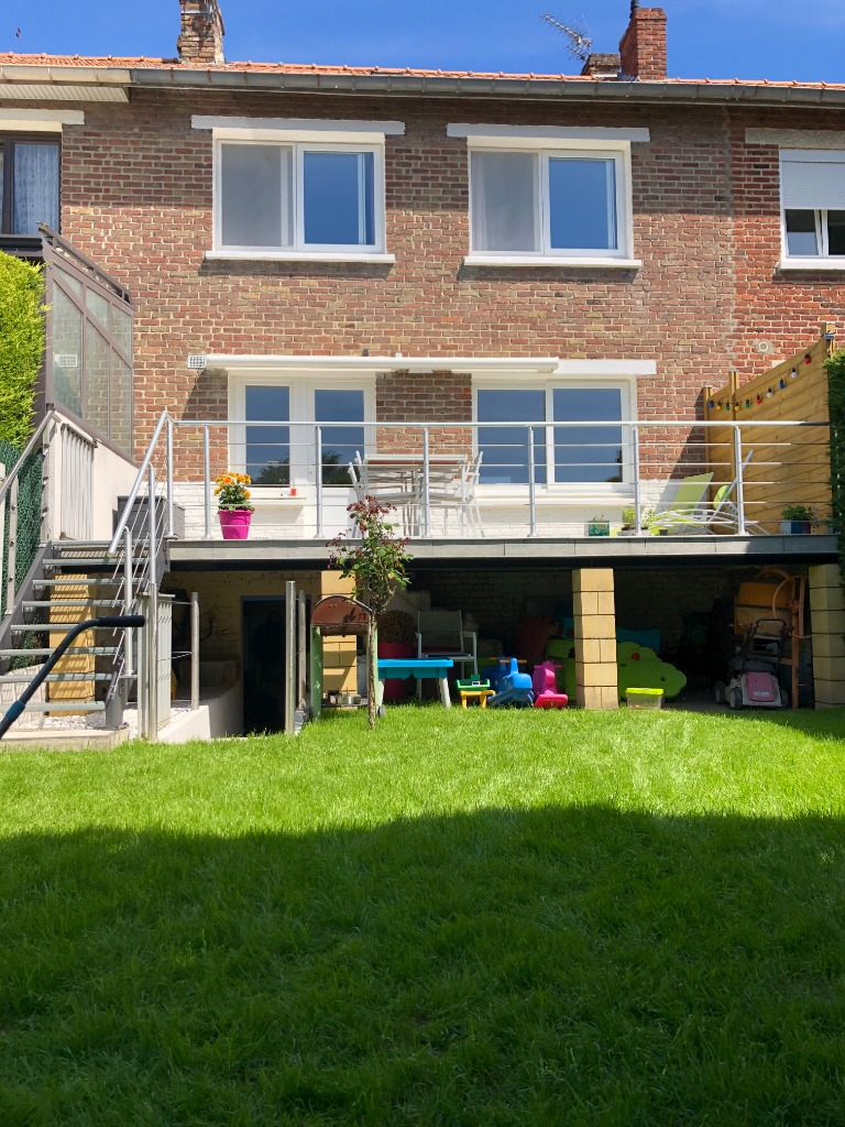 Vente maison 59160 Lomme - LOMME BOURG à deux pas du métro