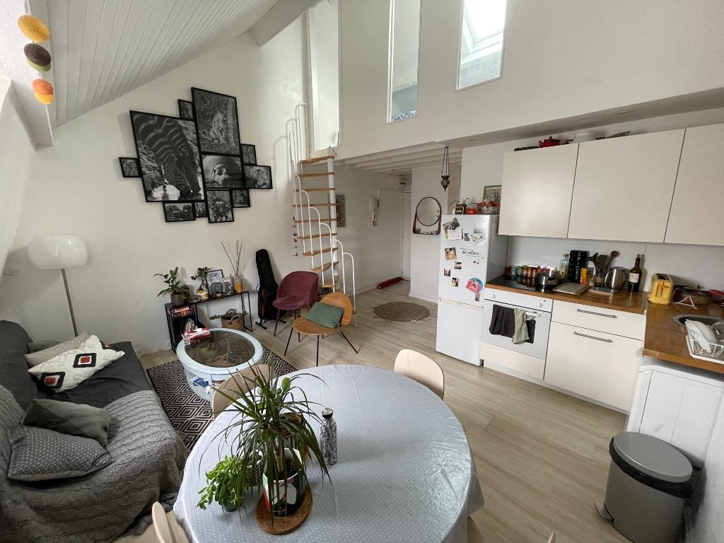 Vente appartement 59000 Lille - Coup de cœur République