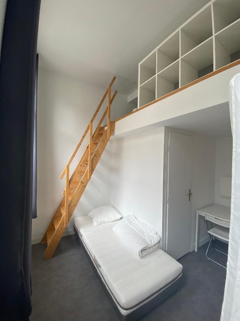 Maison meublée 4 chambres Vieux Lille pour colocation