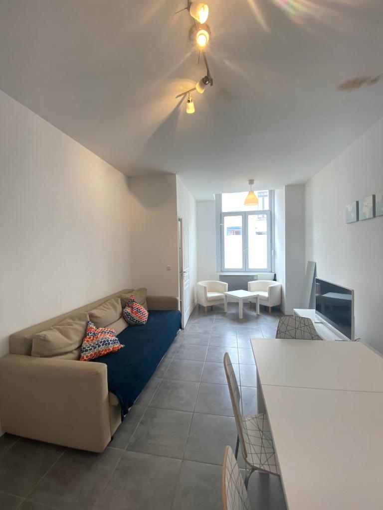 Chambre meublée Vieux Lille toutes charges comprises