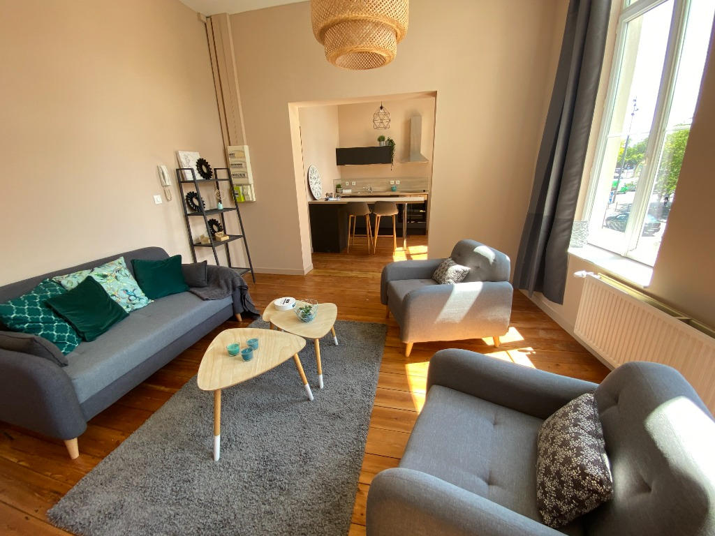 Vente appartement 59000 Lille - T3 Montebello