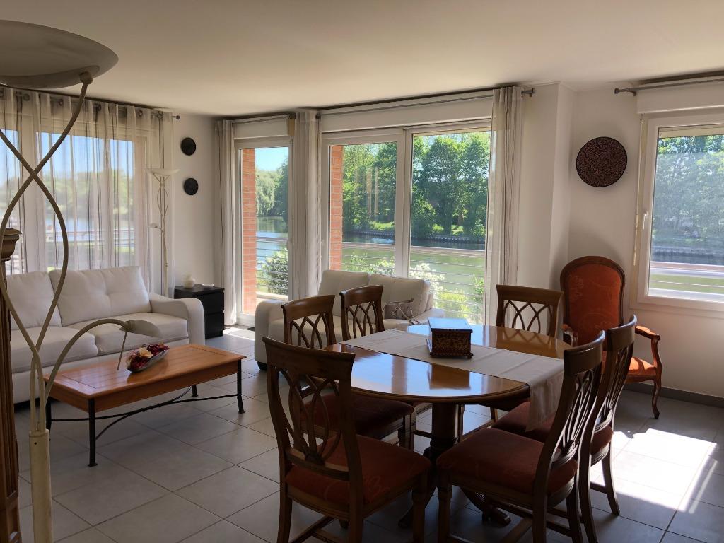 Vente appartement 59320 Haubourdin - HAUBOURDIN 59320 Bel appartement type 4 de 90 m2