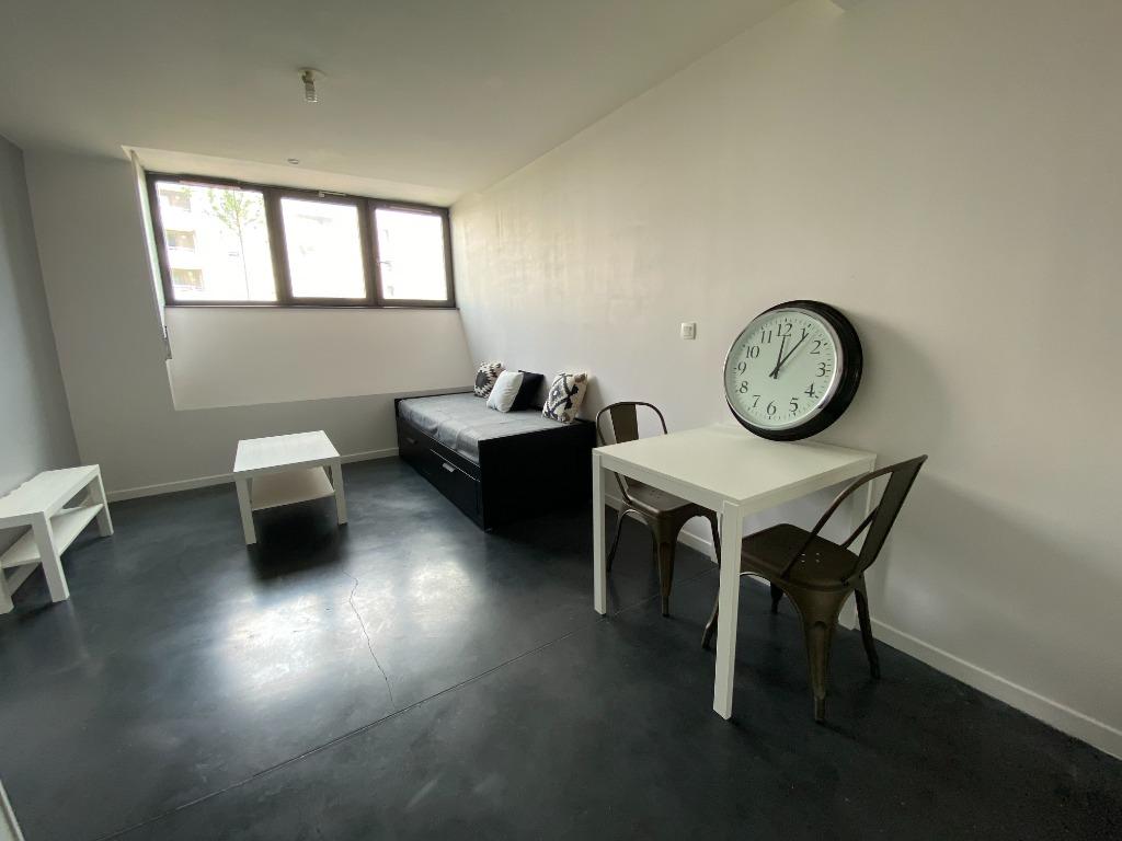 Location appartement - Studio meublé à 5 minutes de l'EDHEC