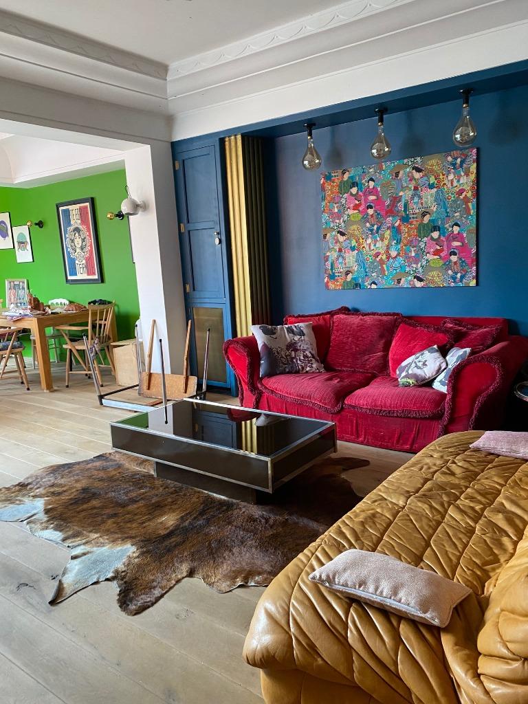 Lille République, Dernier étage - Duplex  136m² - Terrasse