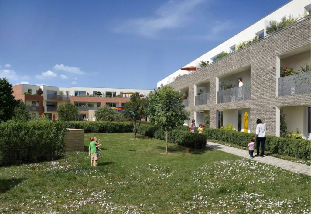 LAMBERSART - Maison 3 chambres et garage