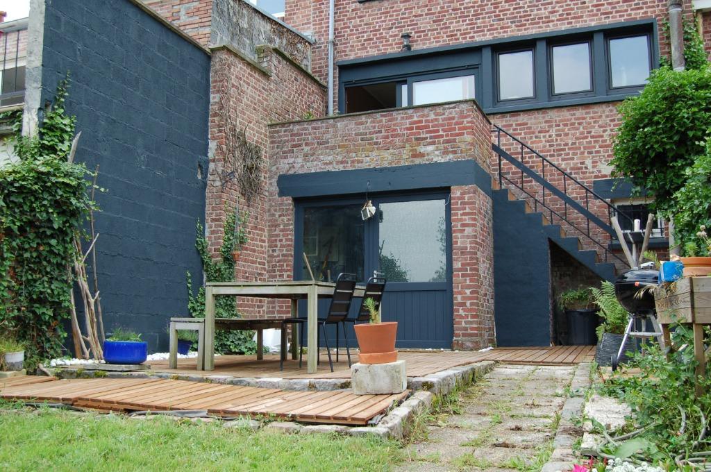 Vente maison 59650 Villeneuve d ascq - Ascq ,belle rénovation au coeur du village