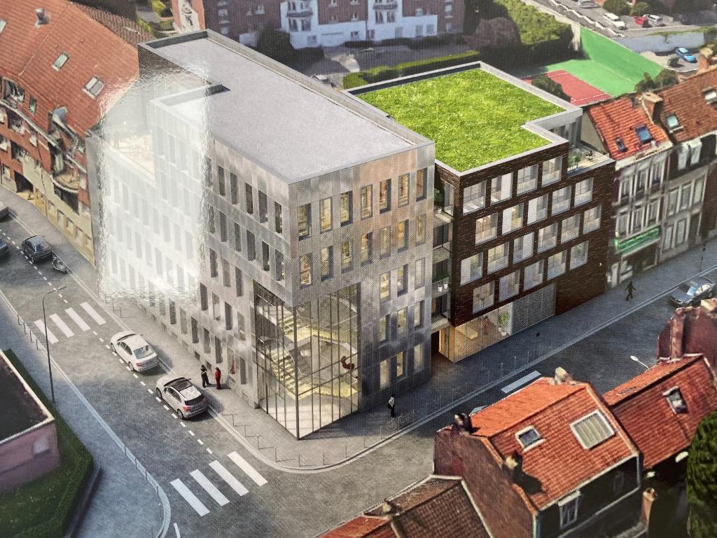T2 de 50 m² avec terrasse