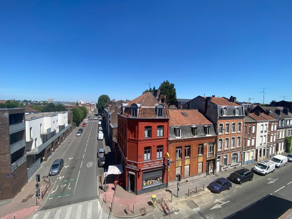 Vente appartement 59000 Lille - T3 de 70 m² avec terrasse