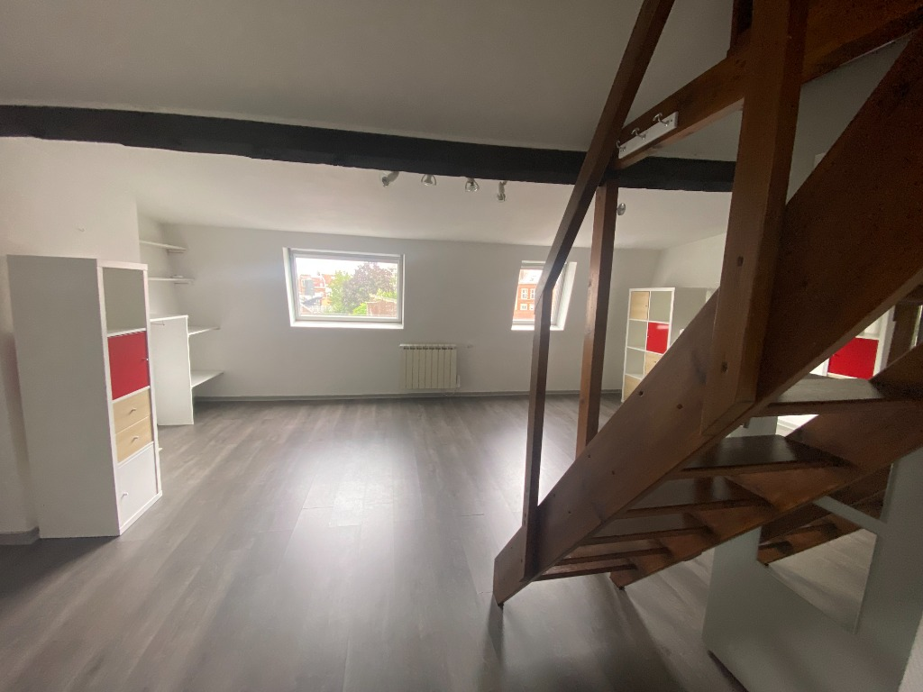 Vente appartement 59000 Lille - F1 mezzanine Saint Michel