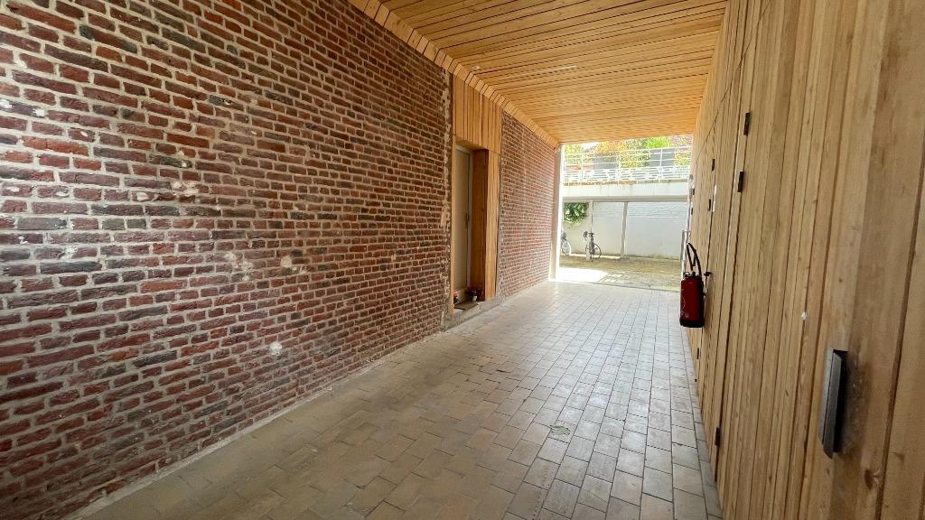 Vente appartement 59000 Lille - Duplex avec terrasse - Rue Nationale -