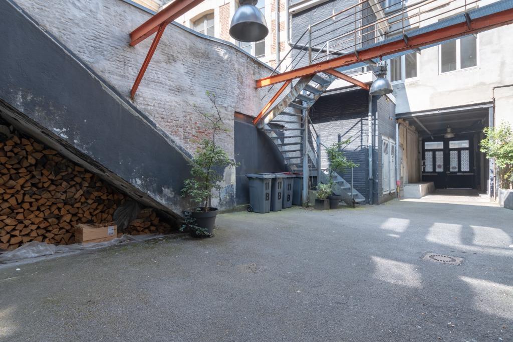 Lille - Vieux Lille - 2 pièces esprit Loft