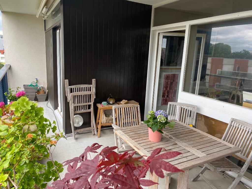 Vente appartement - Lille Parc Saint Maur Appartement 163m² terrasse, garage