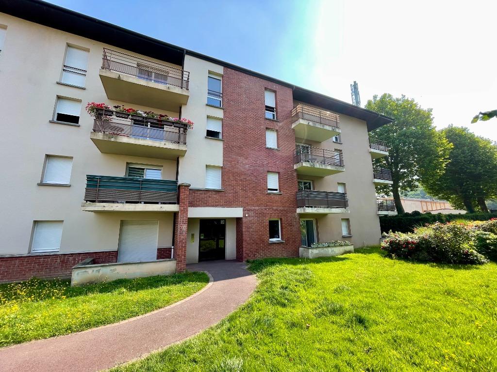 Vente appartement 62290 Noeux les mines - Appartement T2 NOEUX LES MINES avec terrasse et parking