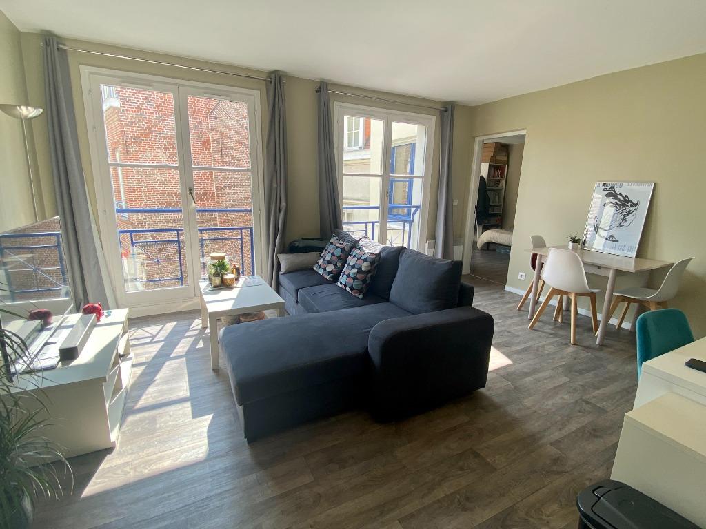 Location appartement - Appartement type 2 avec parking et cave