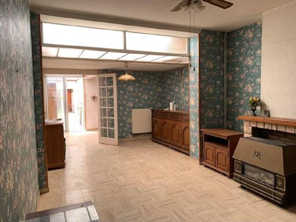 Vente maison 59480 La bassee - Maison à rénover dans le centre de La Bassée