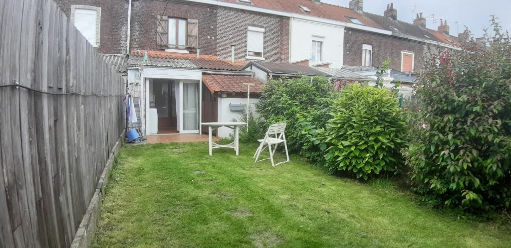 Vente maison 59120 Loos - loos Quartier calme à 5 mn chr 1930 3 chambres jardin...