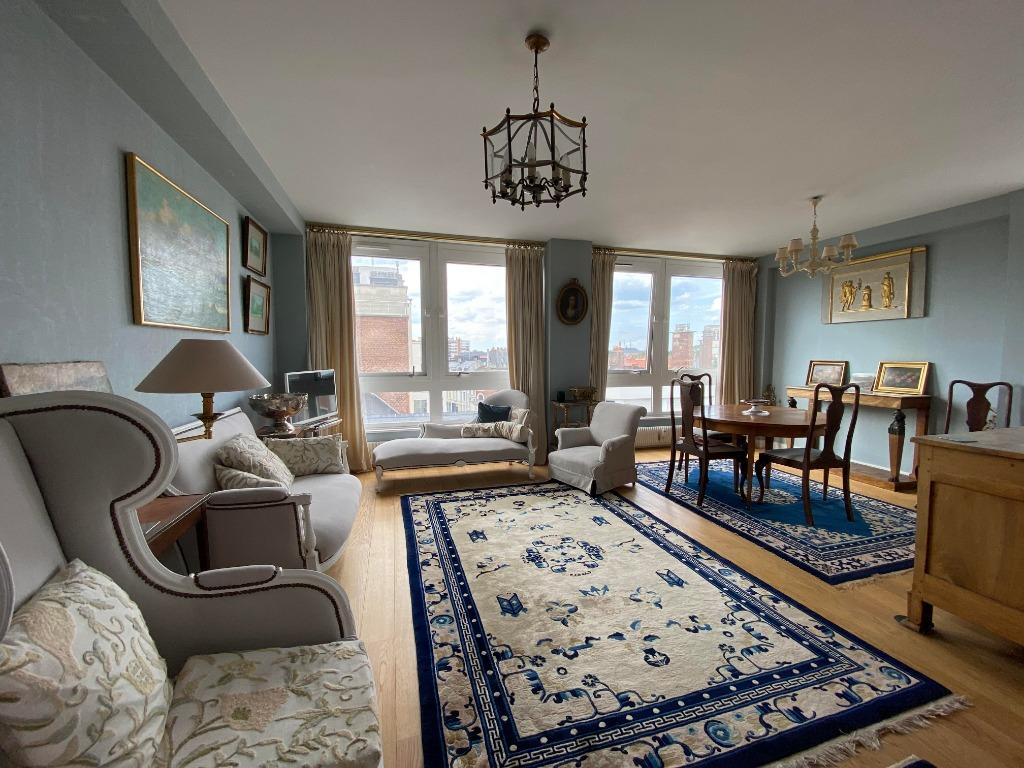 Vente appartement 59000 Lille - Square foch Dutilleul - T3 84m2 - garage