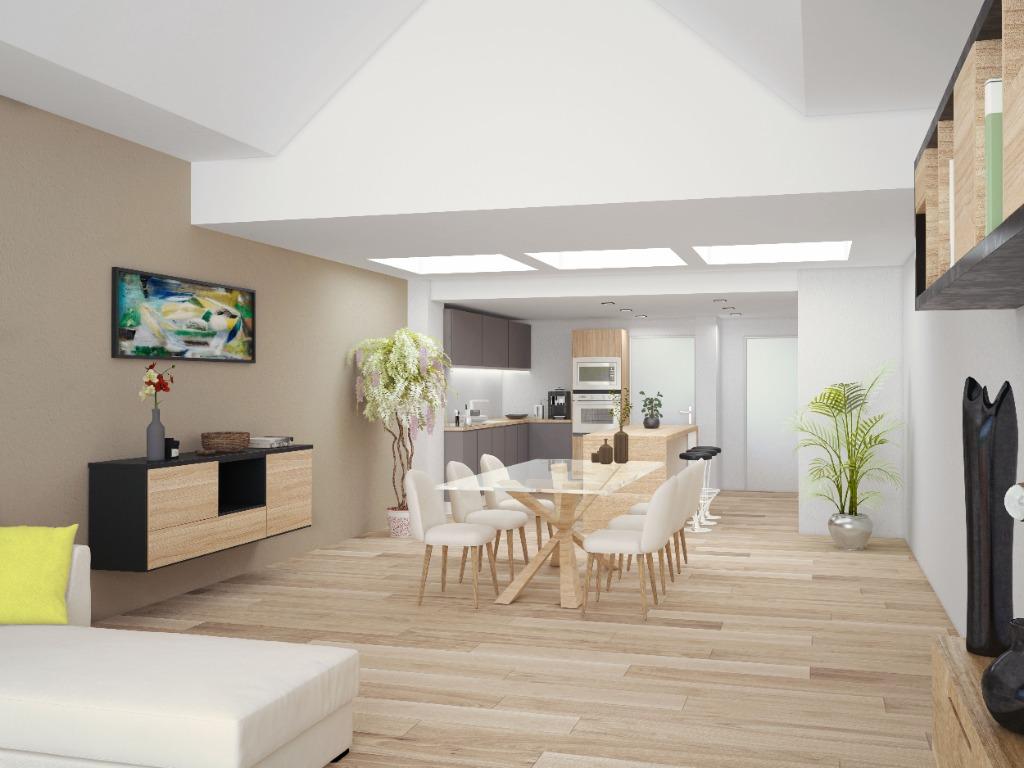 Exceptionnelle Maison d'Architecte Lille Euratechnologie