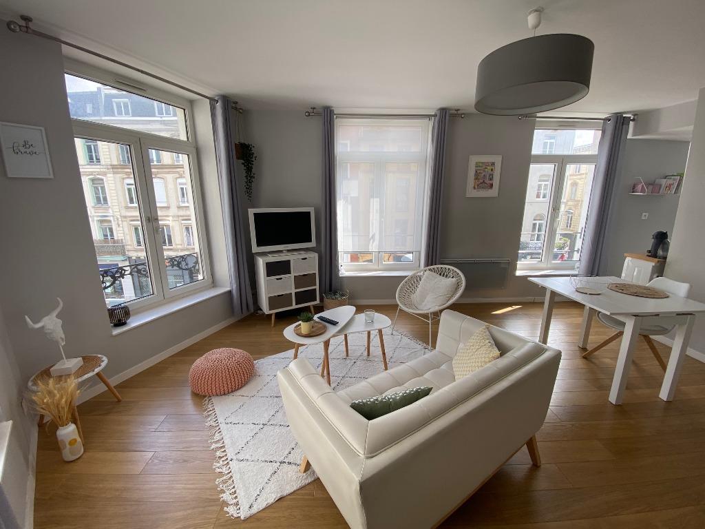 Vente appartement 59000 Lille - T2 Centre ville