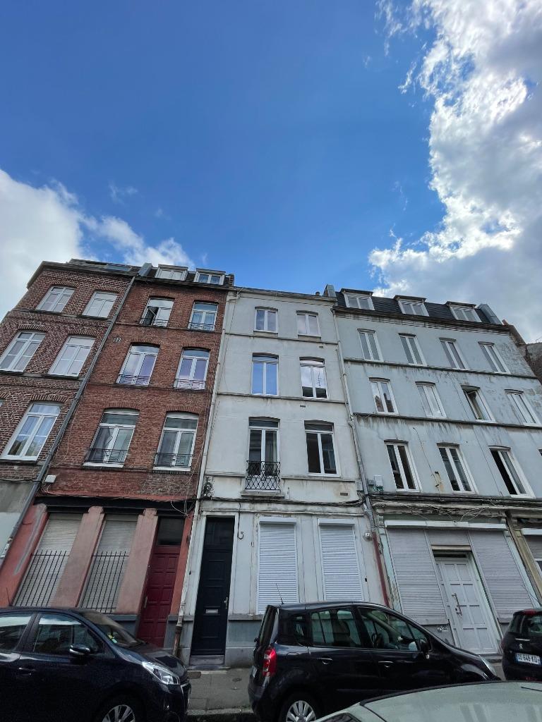 Vente appartement 59000 Lille - Rue Meurein - Duplex de type 3 !