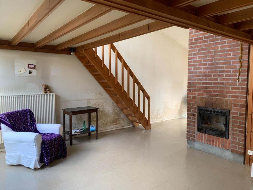VILLENEUVE D'ASCQ TRIOLO - Maison plain pied 3 chambres