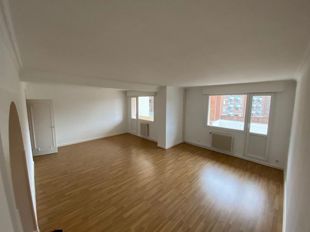 Vente appartement - Grand T4 lumineux, Balcon, garage