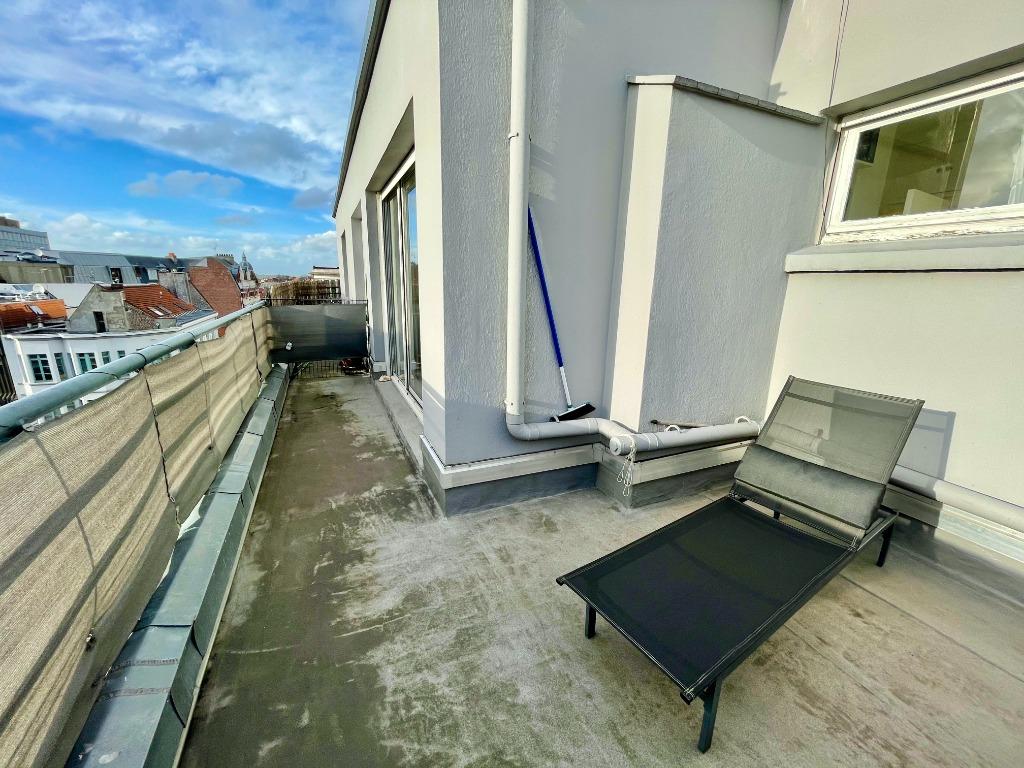 T2 Vieux Lille / Centre avec garage