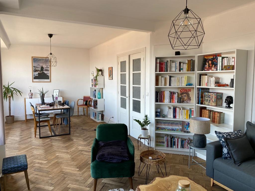 Vente appartement - Coeur du Vieux Lille, Type 2 67m² vue imprenable