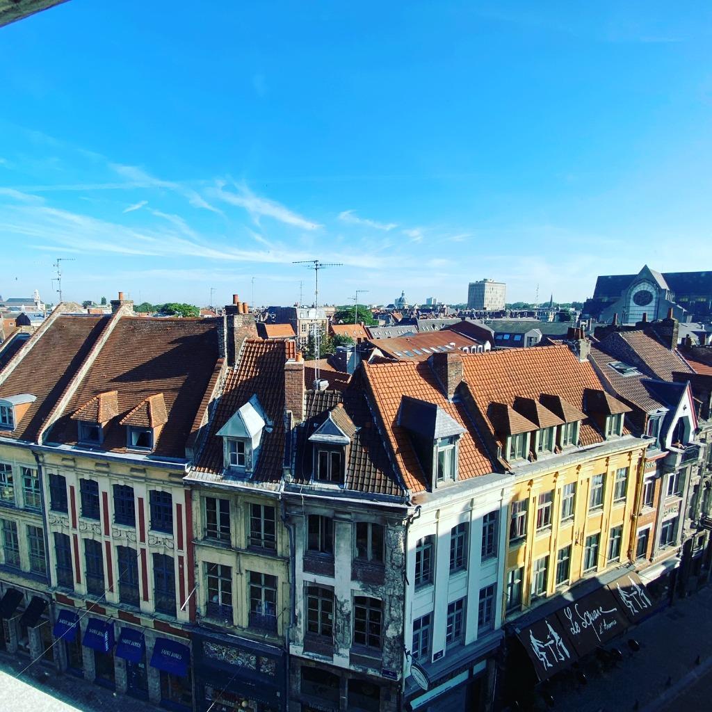 Coeur du Vieux Lille, Type 2 67m² vue imprenable