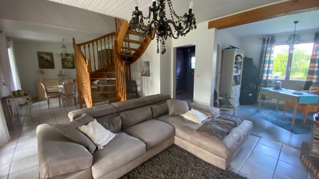 Vente maison 59134 Fournes en weppes - Maison individuelle sur 1150m² de terrain