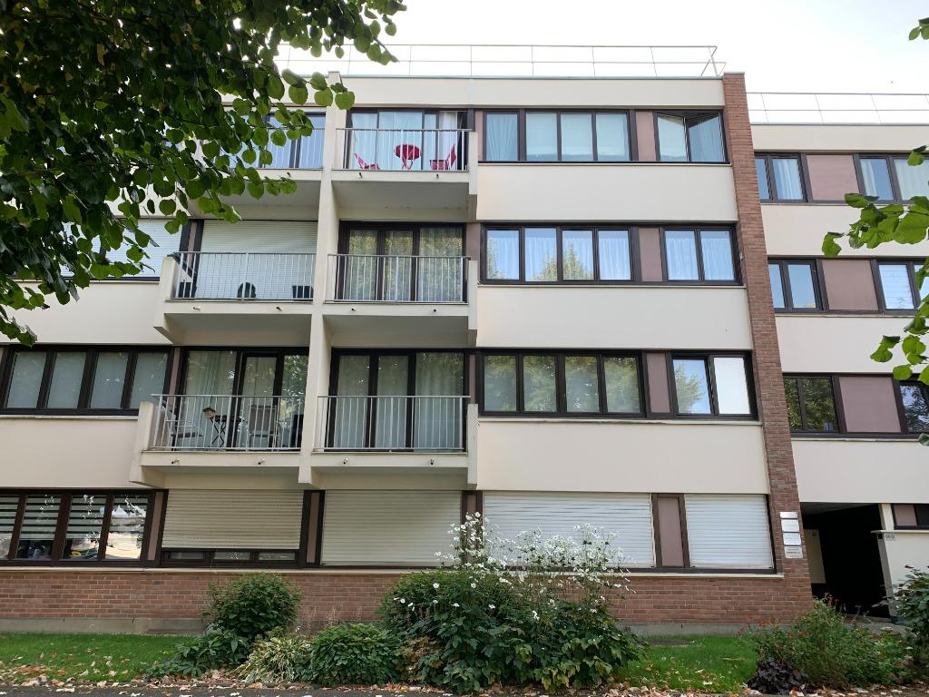 Exclusivité Marcq en Baroeul mairie type 2 balcon parking