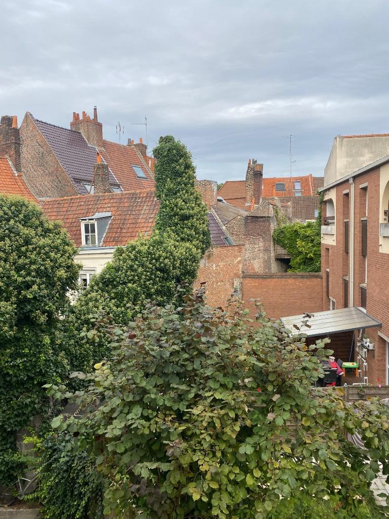 Au coeur du Vieux Lille,  T3 70m² grand Balcon