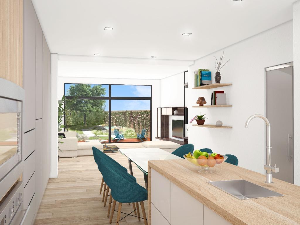 Vente maison - Rare Maison d'Architecte 5 chambres jardin sud