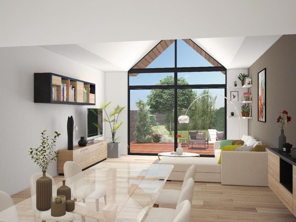 Vente maison - Rare Maison d'Architecte 6 chambres et garage