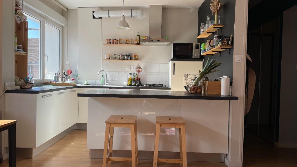 Vente appartement 59000 Lille - Joli T3 coup de cœur - secteur Vieux Lille