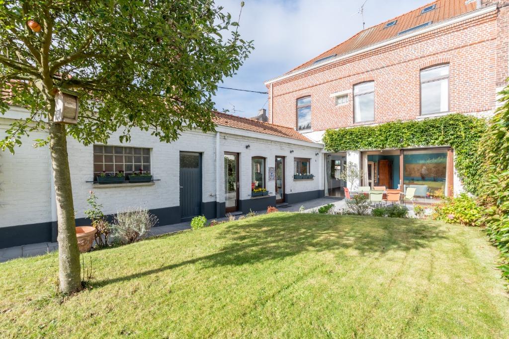 Vente maison - Marcq-en-Baroeul - Clémenceau - Charme semi-individuelle