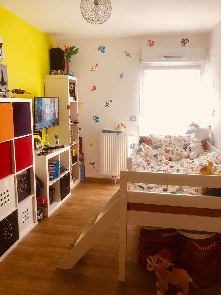Superbe appartement traversant 3 chambres avec terrasse
