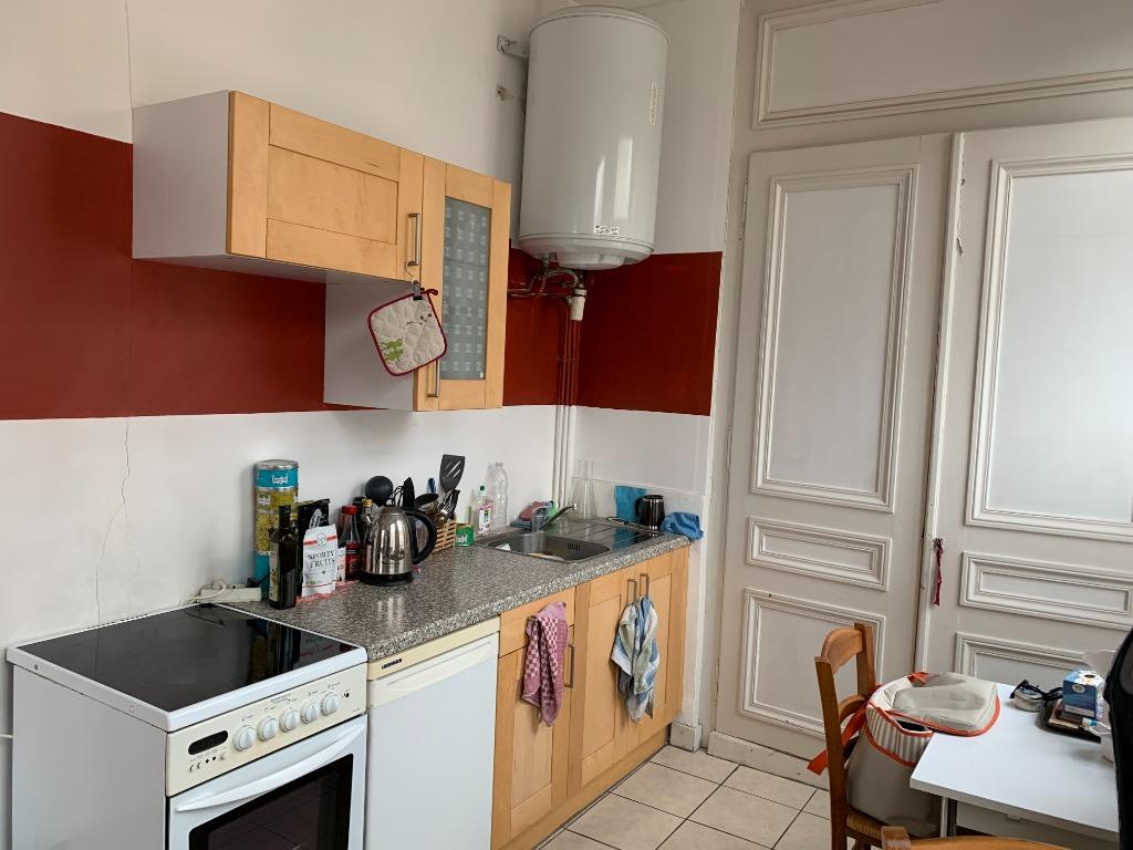 Lille République - T1bis meublé de 31m²