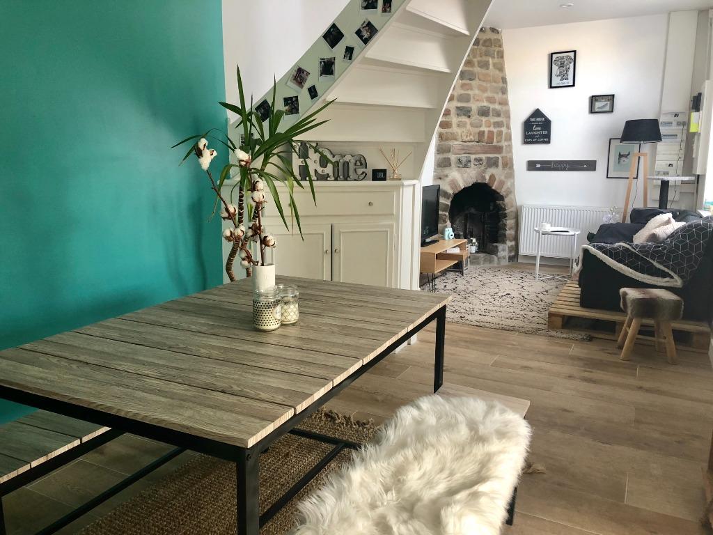 Location maison 59000 Lille - Superbe petite maison à proximité du tramway Buisson