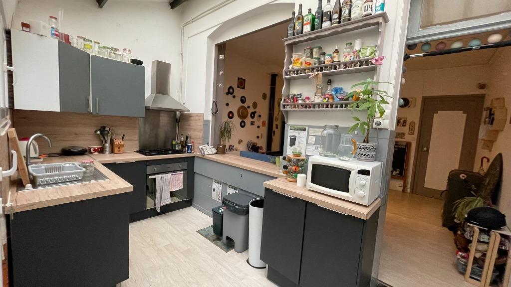 Vente maison 59000 Lille - Maison en colocation - CHR LILLE
