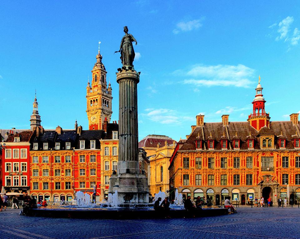 Location immeuble 59000 Lille - Immeuble du Vieux Lille