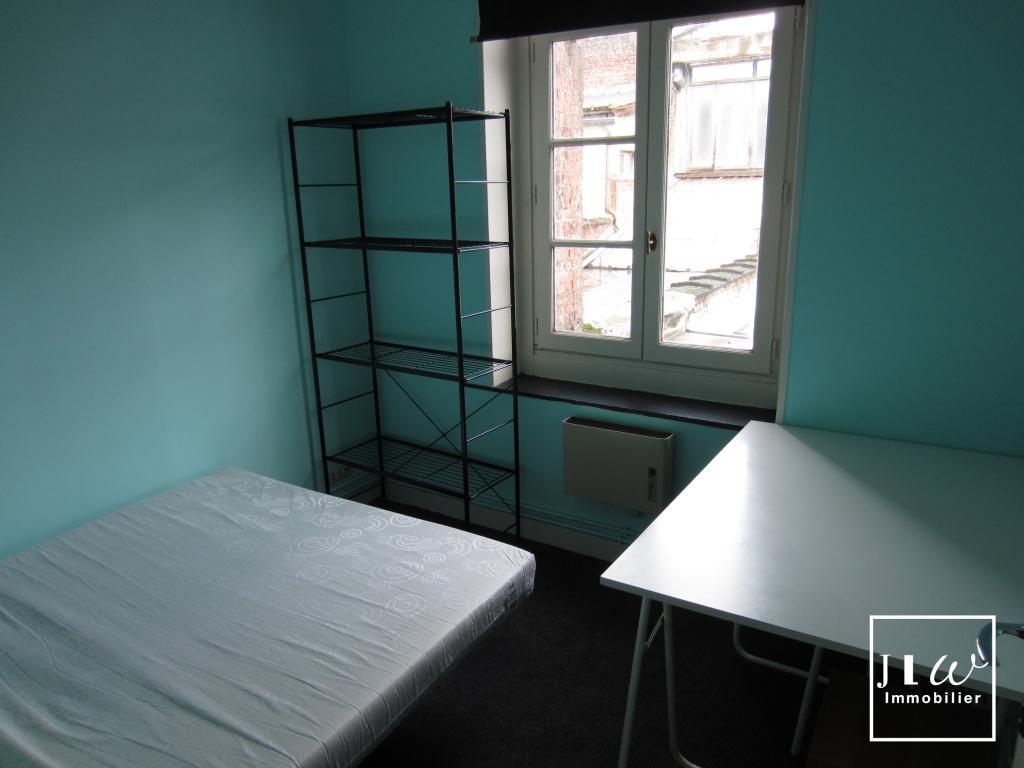Lille - T1 bis de 19,56m² prêt de meubles
