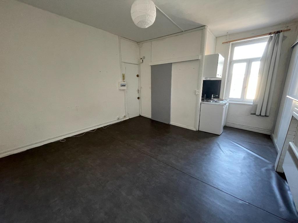 Lille République - Studio non meublé de 22,14m²