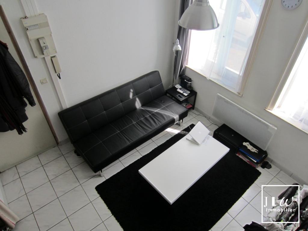 Location appartement 59000 Lille - Lille St Michel - Studio de 17,1m² non meublé