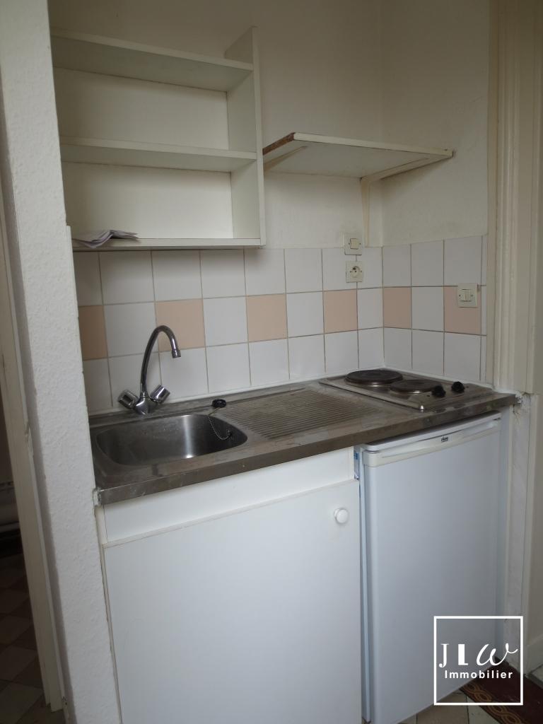 Lille Saint Michel - Appartement 3 pièces 33,13m²
